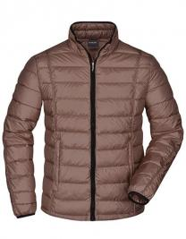 Men`s Quilted Down Jacket